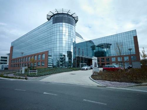 Diegem Belgium  City new picture : 10. Ernst & Young – Diegem, Belgium