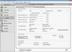 Accounting Software 7.2014